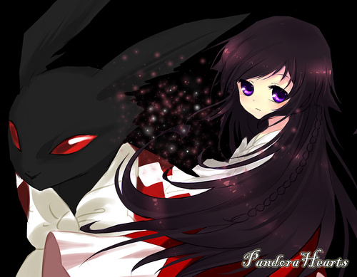 кровавые девушки аниме: