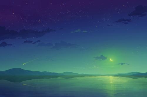 И падающей звездой на небе ronalbarbaren