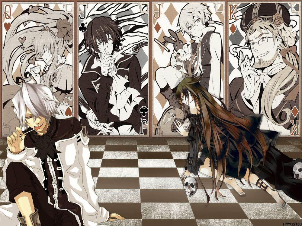 сердца пандоры все персонажи с картинками много лет