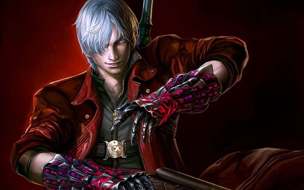 Аниме devil may cry