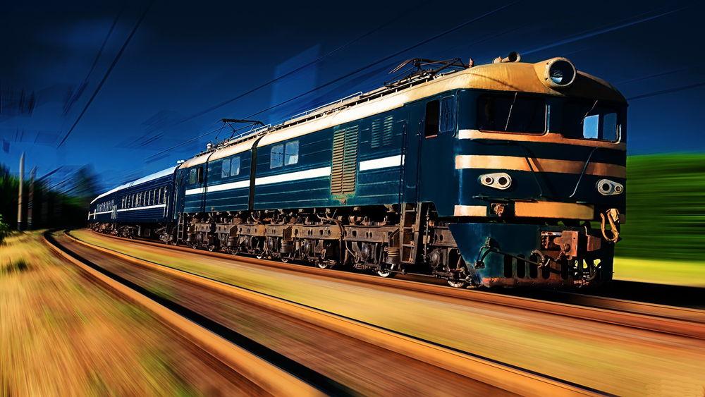 Фото огромных размеров поезд — pic 12