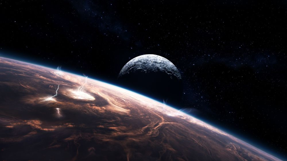 красивые картинки на рабочий стол космос 4к