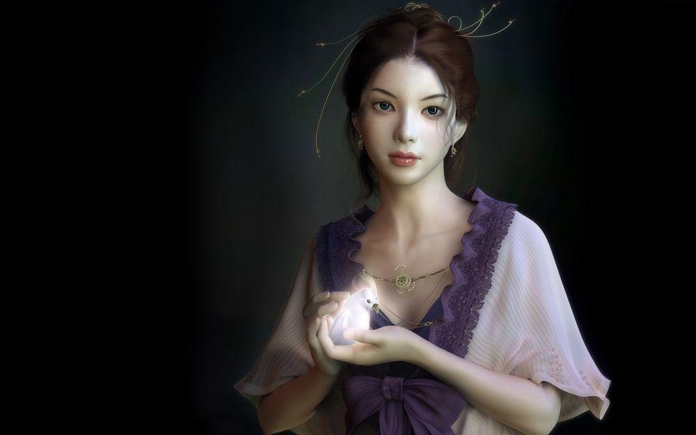 Красивая отвязная женщина фото 784-614