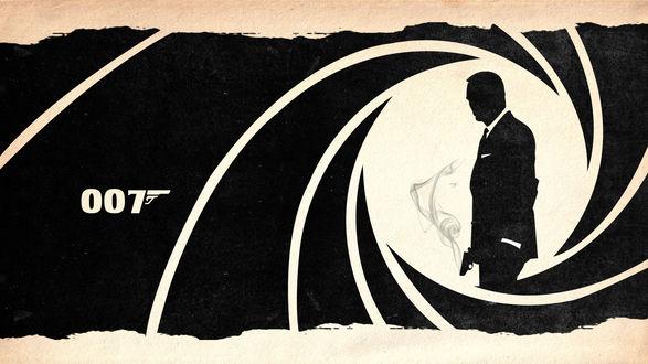 Обои Джеймс Бонд / James Bond, Агент 007, по мотивам фильмов