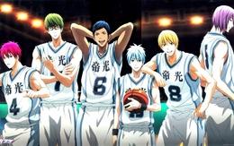 Из аниме бескетбол куроко kuroko no basket