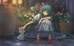 ���� Vocaloid Hatsune Miku / �������� ������� ����, ���� ��� ������, ������ �������, �������� �����  �����, �������, �����