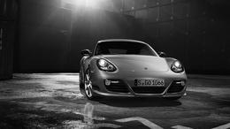 ���� Porsche-Cayman-R � ����� �� ��������  �����, �����-�����