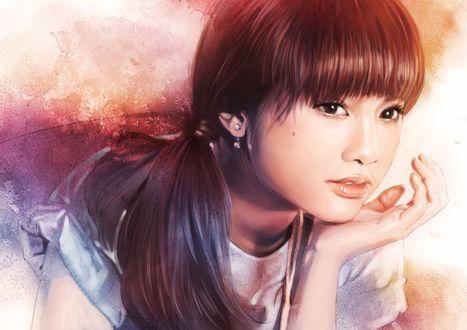 Обои Yang Cheng Lin / Ян Чэн Линь (Rainie Yang / Рэйни Ян) китайская актриса, певица, модель, ведущая