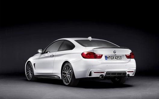 Обои Легковой автомобиль БМВ / BMW 4 Series M