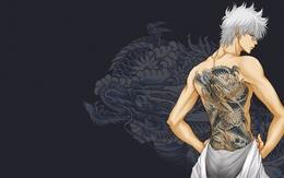 ���� ������ ������� / Sakata Gintoki �� ����� ������� / Gintama � ������� �����  �������, ����, ���������������
