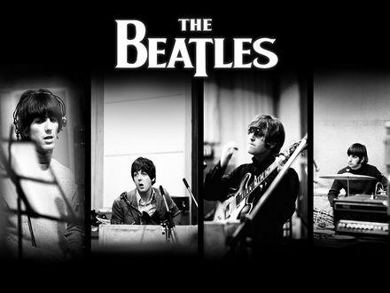 Обои Группа Битлз / The Beatles