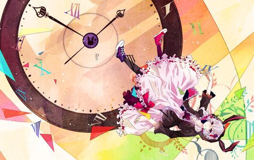 Обои Вокалоид Юзуки Юкари / Vocaloid Yuzuki Yukari