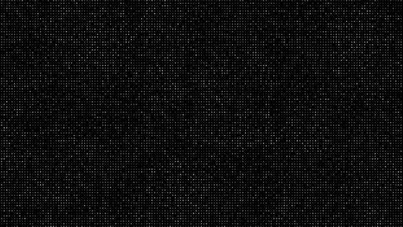 Обои Белые квадратики на черном фоне