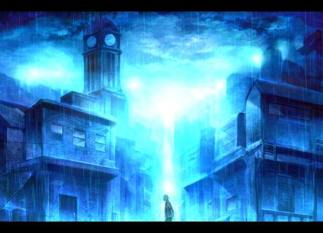 Обои Арт по игре Silent Hill, художник Sunakumo