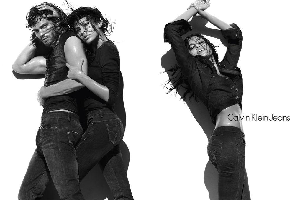 Эротические рекламы джинс фото 445-588