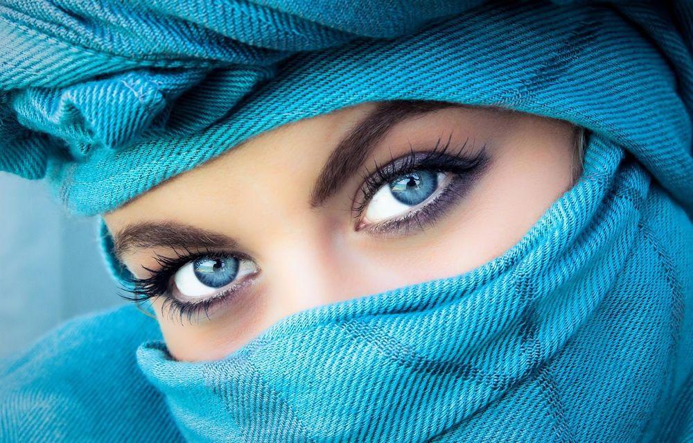 Арабские красивые девушки для рабочего стола