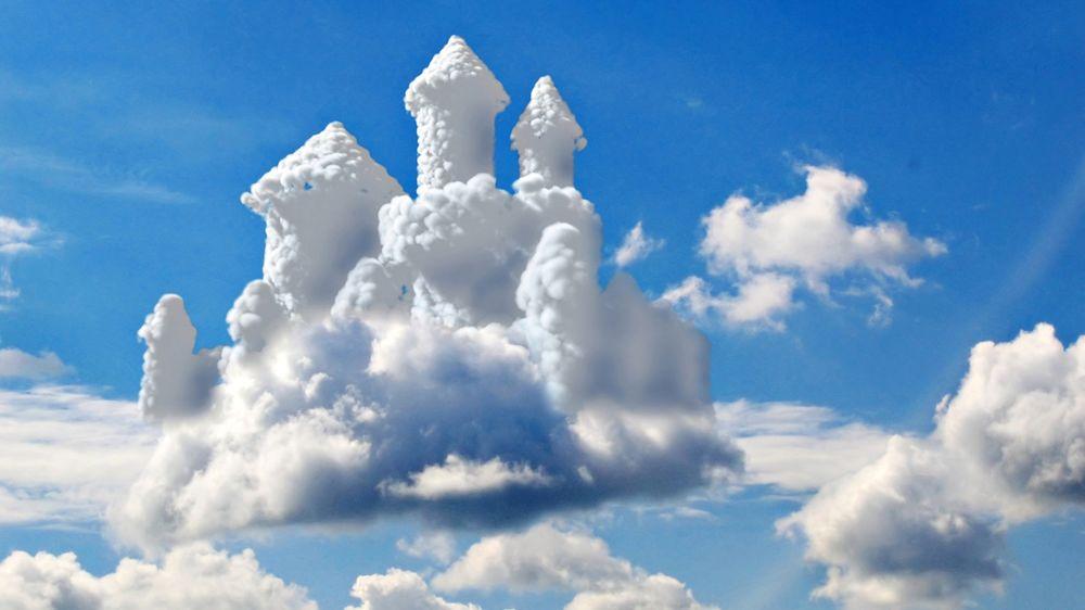 белые небеса видео