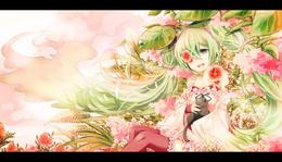 ���� Vocaloid Hatsune Miku / �������� ������� ���� � �������� �� �����, �������� Kaio Watagami  �����, �������, �����
