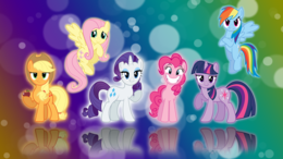 ���� ������� ��������� ������������ ���� ��������� ����: ������ - ��� ���� / My Little Pony: Friendship is Magic / MLP:FiM�: �������� / Applejack, ���������� / Fluttershy, ������ / Rarity, ����� ��� / Pinkie Pie, ���������� ������� / �������� ������ / Twilight Sparkle � ������ / ������� ��� / Rainbow Dash � �����  �������