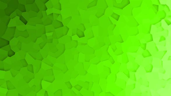 Обои Яркие зеленые обои в стиле Андроид / Android