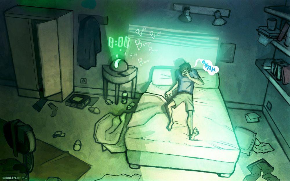 Парень и девушка в комнате фото 561-57
