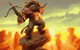 ���� ������-������� / Tauren Hunter, ��� � ���� World Of Warcraft  �������, ������