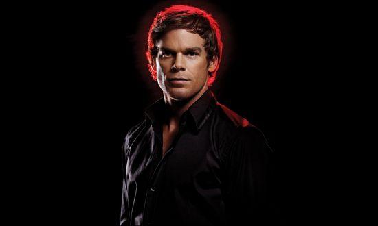 Обои Декстер / Dexter из сериала Правосудие Декстера, которого сыграл Michael C. Hall / Майкл К. Холл