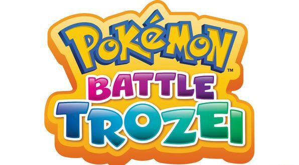 Обои Игра Pokemon battle Trozei, выходящая в марте 2014 года
