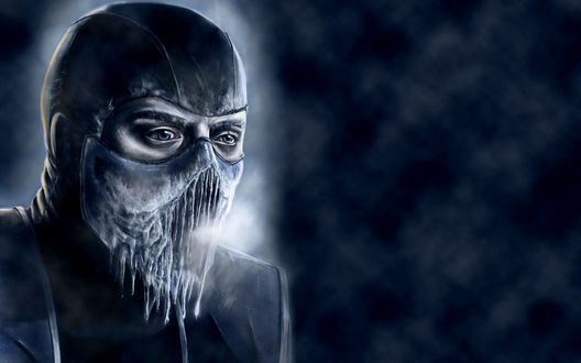 Обои Саб-Зиро / Sub-Zero — вымышленный игровой персонаж из серии Смертельная Битва / Mortal Kombat