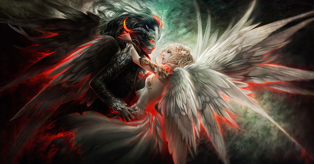 Картинки ангел для мамы