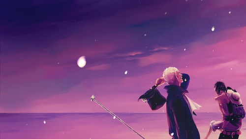 ���� ��� �������� ����� ���� / Sabo, ������� �. ��� / Portgas D. Ace � ����� �. ����� / Monkey D. Luffy �� ����� ��� ��� / One Piece (ACE) (� Maya Natsume), ���������: 13.07.2014 21:06