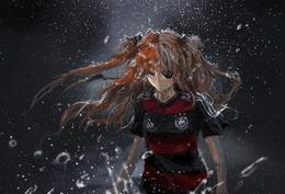 ���� Asuka Langley Soryu / ����� ���� ������ �� ����� Neon Genesis Evangelion / ���������� ������ ���������  �����