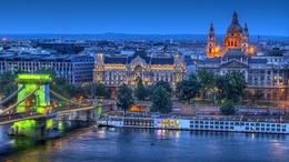 ���� ��������� ���� �� ������� ���� � �������� �����, �������� / Budapest, ������� / Hungary  1600x900, ����, ����