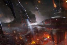 ���� ��� � ���� Mass Effect, ����� ��������� �����  �������, ������