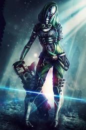 ���� �������� ���� Mass Effect, ��������� ��������  �������, ������
