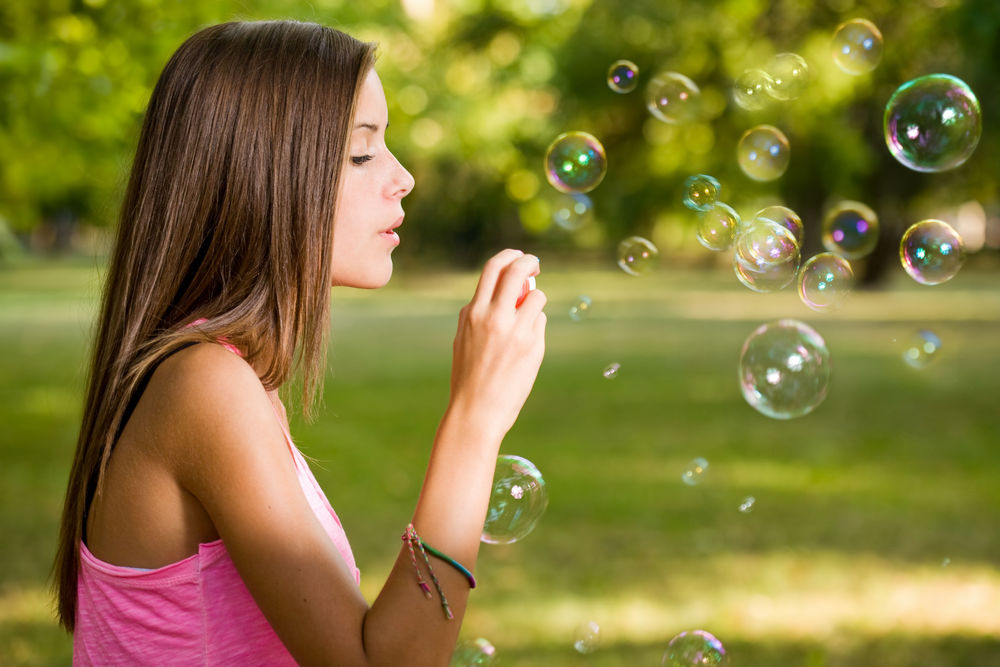 Девушек с мыльными пузырями эротическое фото фото 568-920