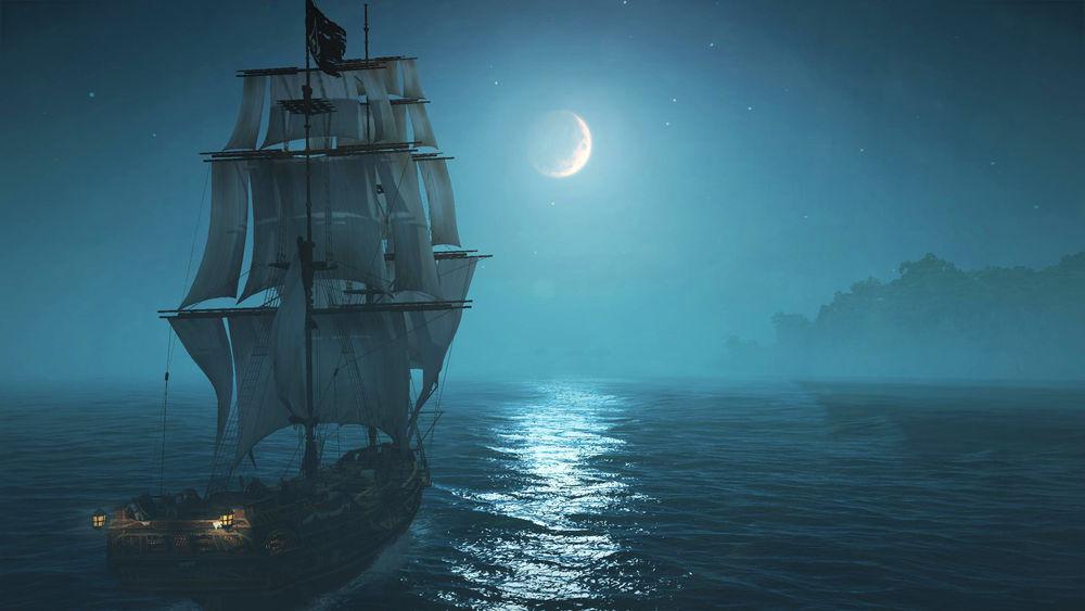 Обои для рабочего стола корабли пиратов 5