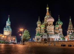 ���� ������� ������� ����� / Moscow, Russia  1600x900, ����, ����