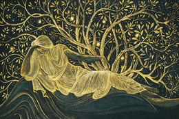 ���� �������� �������, �������� Edward Coley Burne-Jones  ��������, �������
