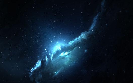 Обои Звездное небо и космос