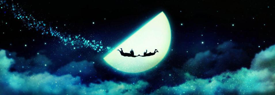 Обои Тихиро / Chihiro и Хаку / Haku из аниме Унесенные Призраками / Spirited Away