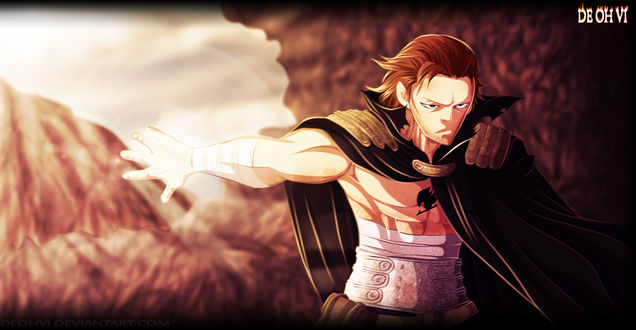 ���� Gildarts Clive / �������� ����� �� ����� ����� ��� / Fairy Tail (De on vi)