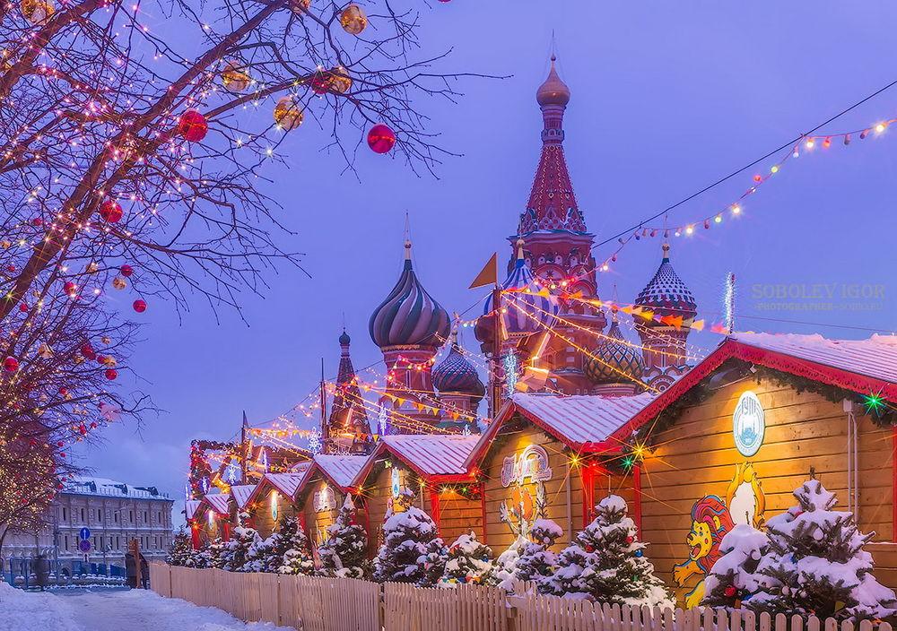 картинки новогодней москвы на рабочий стол действуют специальные цены