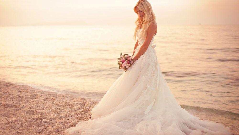 Картинки девушки в свадебных платье