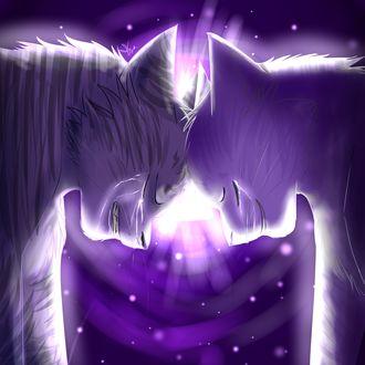 Обои Коты-Воители / Warriors, арт by Starburst565