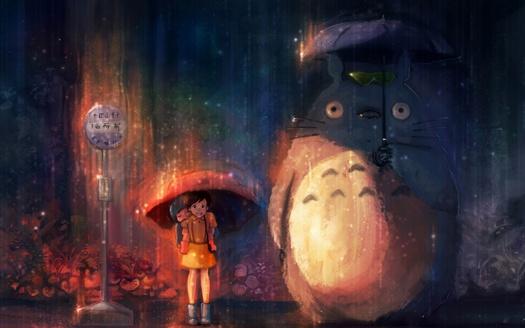 ���� ��� �������� ����� ������ / �otoro �� ����� ��� ����� ������ / My Neighbor Totoro ����� � �������� ��� ������ (� Arinka jini), ���������: 06.03.2015 01:03