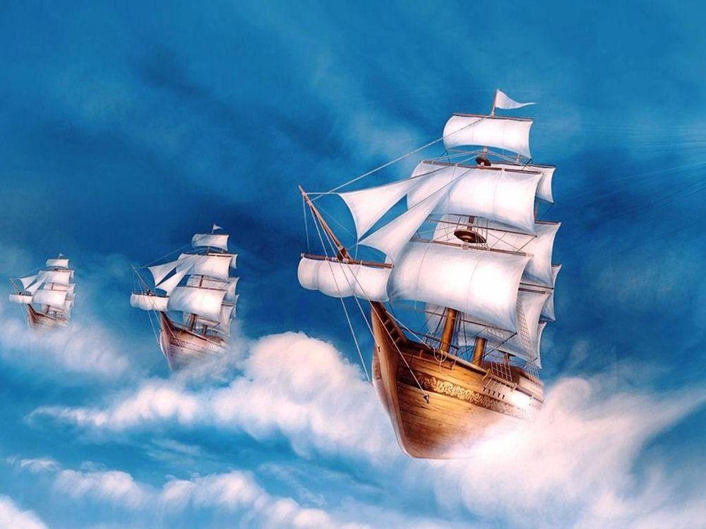 Картинка про, анимация картинки корабль
