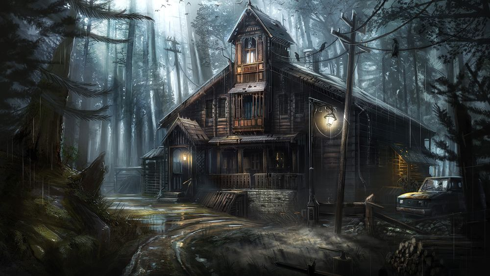 мрачный дом скачать торрент