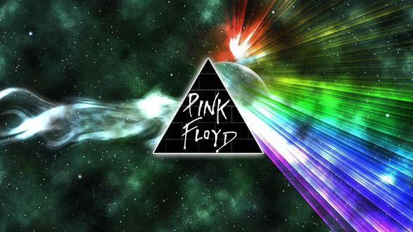 Обои Pink Floyd Энергия треугольника
