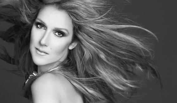 Обои Селин Дион / Celine Dion позирует